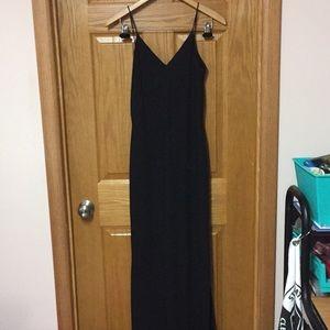 LITTLE BLACK DRESS GOWN